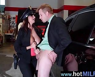Hardcore group sex betwixt large shlong guy and older black cock slut (ava addams) mov-05