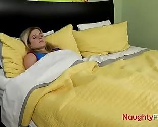 Pervert son wakes up mommy - free family movie scenes at naughtyfam.com