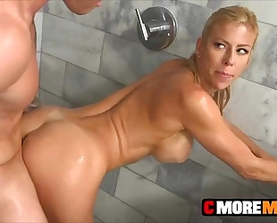 Sexy milf alexis fawx can't live without biggest guy shlong