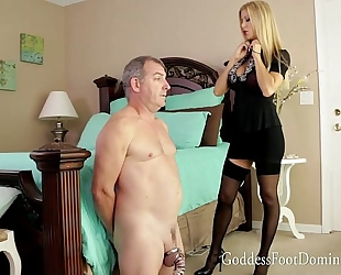 Husbands awaited release with dominatrix alexis