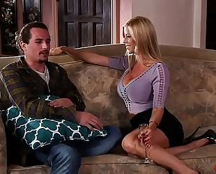 Alexis fawx breasty milf screwed unfathomable