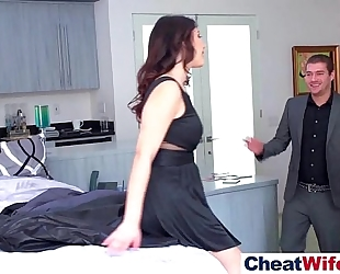 Hardcore gangbang with cheating nasty BBC slut (valentina nappi) video-29