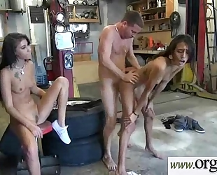 Sex scene for lots of money with hawt sluty white wife (janice griffith) video-17