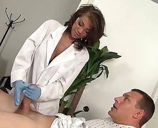 Hot doctor cassidy banks heals her patient