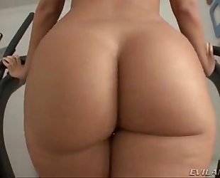 The most excellent butt in the world