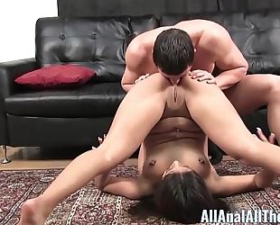 Ass corporalist jynx maze takes anal creampie for allanal!