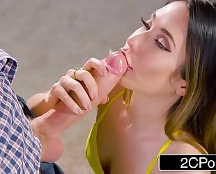 Eva lovia needs her sister's boyfriend's large cock