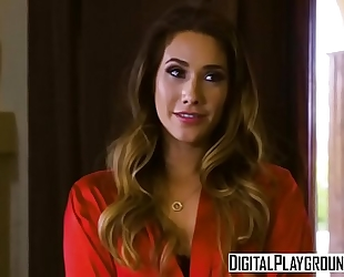 Xxx porn movie - my wifes hawt sister movie scene three (eva lovia, xander corvus)