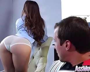 Naughty Married slut (remy lacroix) with large curvy arse love hard anal group sex video-27