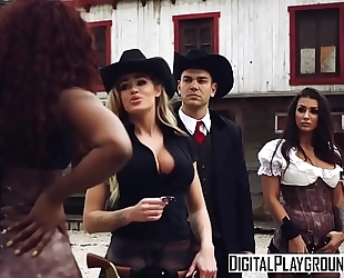 Rawhide video from digital playground