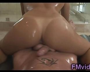 Asa akira sexy engulfing