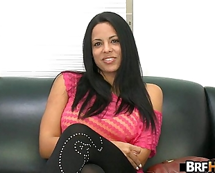 Latina honey luna star's 1st porno 1.1