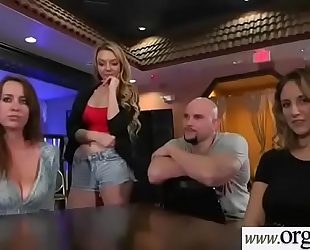 Naughty white bitch (molly mae & layla london) love cash and gangbang hard for it vid-13