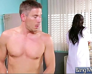 Hardcore sex adventures with doctor and lustful patient (romi rain) video-25