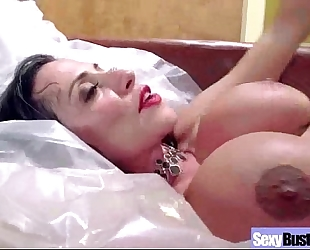 (ariella ferrera) sexy older white wife with large juggs bonks on camera mov-04