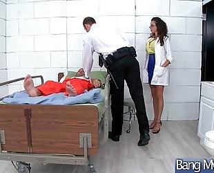Slut patient (ariella ferrera) entice doctor for hard sex act movie-05