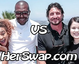 White daddy vs daddy dark group sex every other heiress