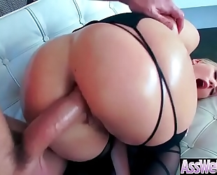 Anal sex tape with large oiled round ass nasty Married slut (aj applegate) mov-04