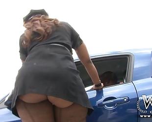 Wcp club fake cops on butt patrol