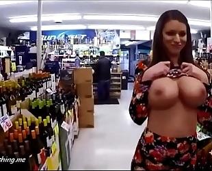 Big breasts flash store publicflashing.me