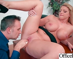 (brooklyn chase) large rounds jugg wife ger hard style sex in office video-09