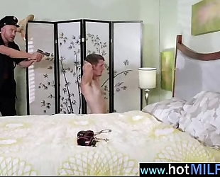 (julia ann) pleasing milf like hard group sex with monster large 10-Pounder on livecam vid-19