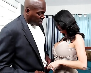 Veronica avluv pervert white women loves large