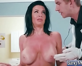 Dirty mind docotor entice and group-sex hard a sluty patient (veronica avluv) movie-30