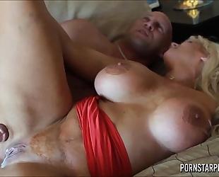 Alura jenson - ejaculation compilation two