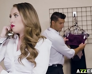 Sexy harley jade wazoo screwed with the slutty client