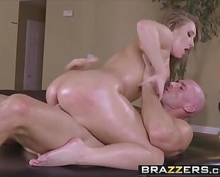 Brazzers.com - filthy masseur - (harley jade, johnny sins) - slip into my dms
