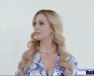 Hardcore sex with large pantoons sexy milf (cherie deville) clip-10