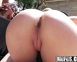 Mofos - real whore party - (kimber lee) - bikini honeys fucking poolside