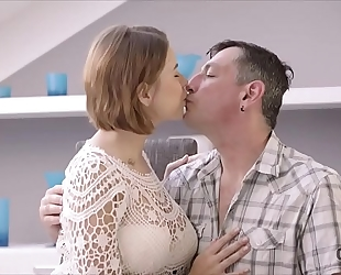 Old4k. old wise gentleman with a youthful gorgeous Married slut