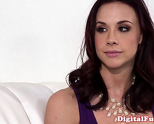 Chanel preston gratified with 2 dongs