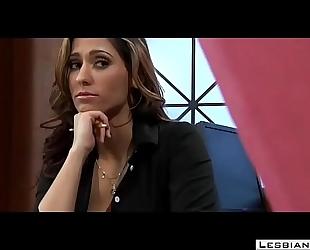 Lesbiancums.com → sara luvv lesbo classroom sex reena sky