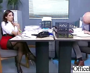 Intercorse on camera with large melon milk shakes office hotwife (reena sky) movie-26