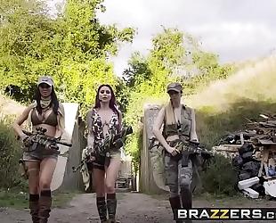 Pornstars like it large - (jasmine jae, monique alexander, stella cox, danny d) - knob of dutya xxx parody - trailer preview - brazzers