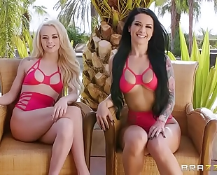 Brazzers members only: (elsa jean) & (katrina jade). join to watch greater amount