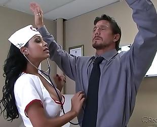 Priya rai team-fucked by a pacient