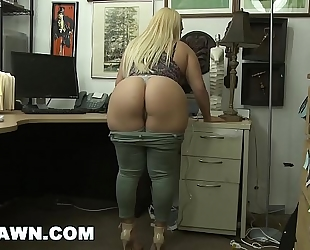 Xxxpawn - thick playgirl nina kayy makes that pawn shop specie, hottie! (xp14882)