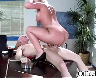 Busty white bitch (julie cash) receive hardcore nailed in office clip-22
