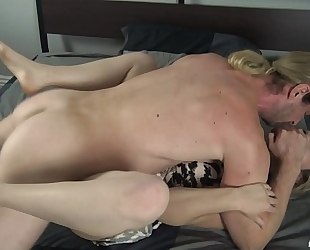 Son forces mom to fuck him - fifi foxx and dick ninja