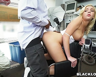 Tiffany watson comes here to fuck