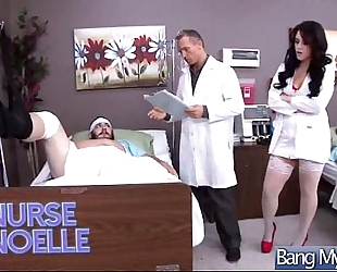Sex betwixt doctor and hawt whore patient (noelle easton) clip-26