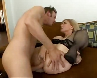 Nina hartley willing for a youthful dong