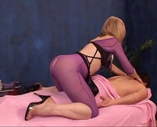 Blonde milf drilled hard from sluttymilf69.com
