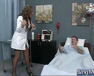 Slut patient (richelle ryan) and doctor in sex adventure clip-28