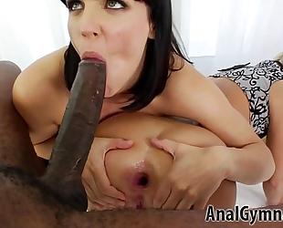 The art of three-some anal and licking proxy paige, sea j. raw, bobbi starr, jayd