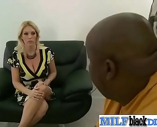 Interracial sex tape with monster cock ride by milf (charlee chase) mov-08